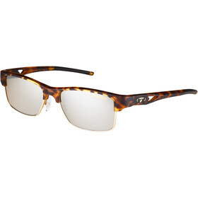 Tifosi Highwire Glasses Herren matte tortoise - brown